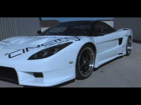 Nissan 350z Veilside Version Iii Wide Body Kit. Acura NSX Veilside Fortune