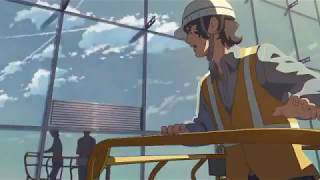 "Makoto Shinkai x Sukima Switch ""Mr.Kite"" collaboration MV (Full ver.)"