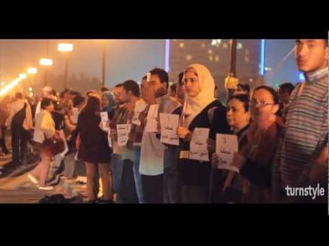 Voices of Egypt: Egyptians March Against Military Trials For Civilians