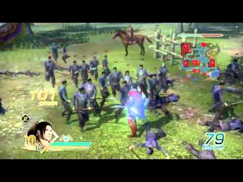 AGR:Reviews Dynasty warriors 6 EP:2.1