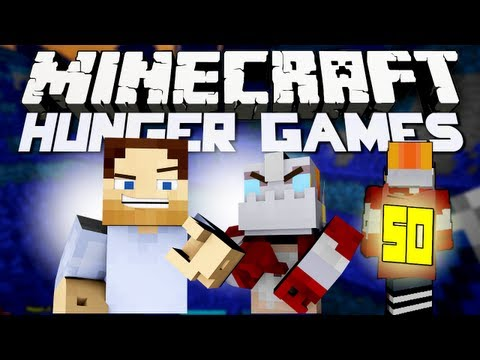 Minecraft Hunger Games - Episode #50 w/Woofless - New Route!