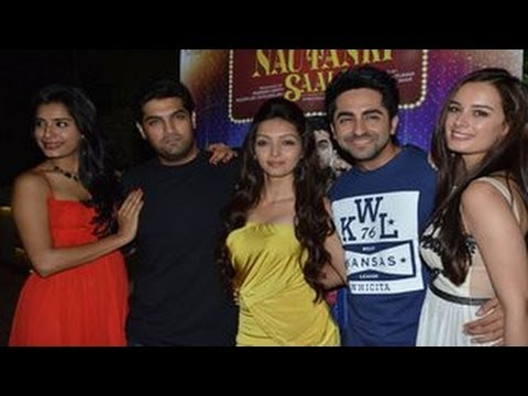Watch Nautanki Saala screening: Who is the biggest Nautanki?
