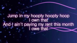 Starships - Nicki Minaj Lyrics