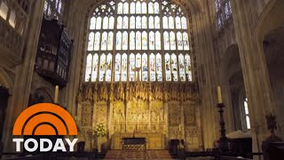Get A First Look At Savannah Guthrie And Hoda's Royal Wedding TV Special   TODAY