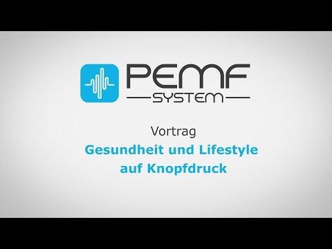 Video Vortrag - Gesundheit und Lifestyle auf Knopfdruck - PEMF