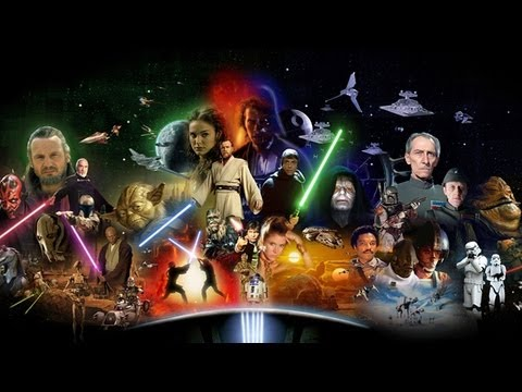 Star Wars Episode 7 Official Trailer by NMA