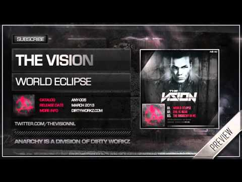 The Vision - World Eclipse (Official HQ Preview)