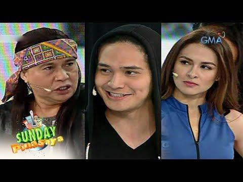 Sunday PinaSaya: Mang Jose, Victor Hood, at Super Ma'am, magsasanib-puwersa!