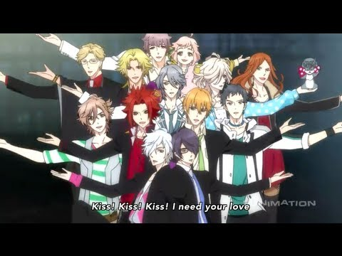 Brothers Conflict - OFFICIAL English Subtitled ED