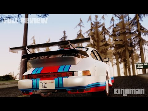Porsche 911 Turbo 3.2 Coupe (930) 1985