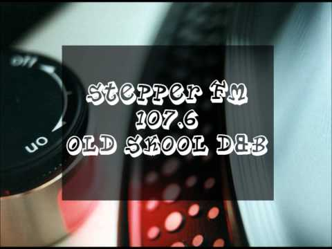 Stepper FM - Old Skool Pirate Radio Drum & Bass Jungle (Part.1)