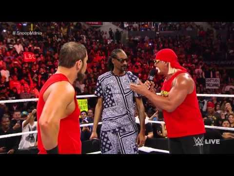 Snoop Dogg on WWE  - THUG LIFE