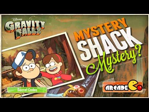 Disney's Gravity Falls: Mystery Shack Mystery? Gameplay Walkthrough