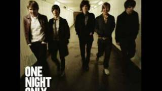 Watch One Night Only Its Alright video