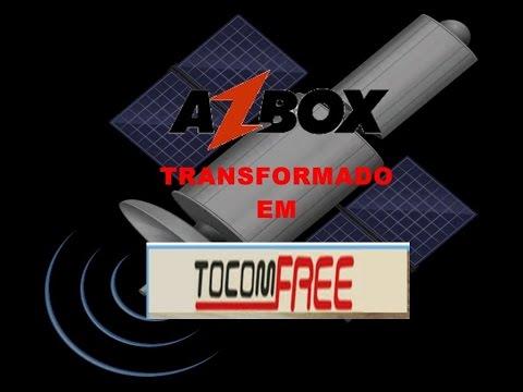Transformar Azbox Bravíssimo Twin em Tocomfree S928S via USB - Pen drive / Tutorial de Atualização