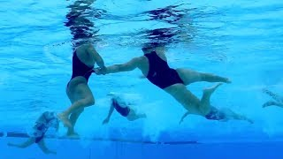 Oops Women`s water polo compilation 2