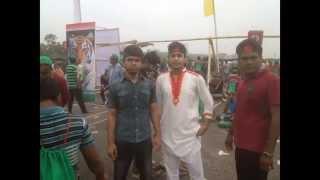 Amir khan, sakib khan & friends with me