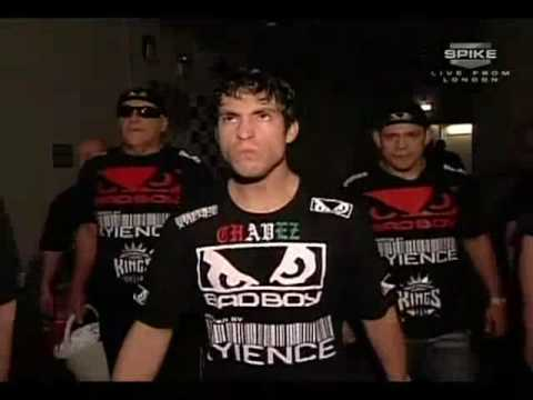 Diego Sanchez UFC 95 entrance Image 1
