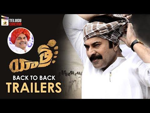 Yatra Telugu Movie B2B TRAILERS | Mammootty | YSR Biopic | Mahi V Raghav | Mango Telugu Cinema