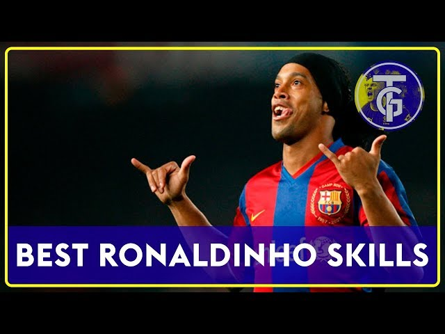 10 Impossible Things That Only RONALDINHO Did In Football
