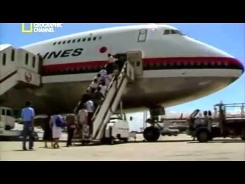 Смертельный ужас над Токио. Boeing 747 катастрофа.