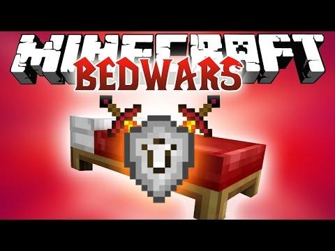 БОЙ ЗА КРОВАТЬ! [Minecraft BedWars Mini-Game]