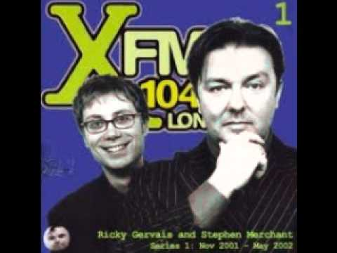 Ricky Gervais XFM Compilation -