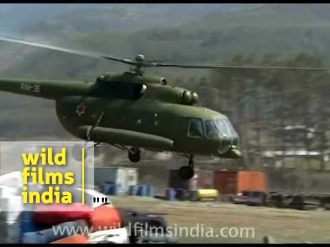 Nepal Army Helicopter Royal Nepal Army Mi8