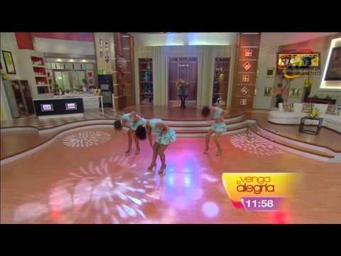 Full Hd ¡el Ballet De Venga La Alegría Bailando! kulikitaka video