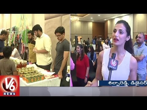 Health And Fitness Festival Held At Radisson Blu Plaza Hotel | Hyderabad | V6 News
