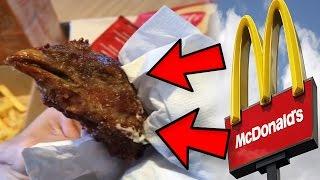 5 SECRETS ET SCANDALES DE MCDONALDS, KFC, QUICK... (ʘ ͟ʖʘ)