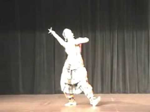 Fas Dance 2009 - Ann Mary Joseph - Jathiswaram video