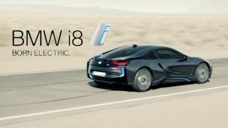 BMW i8 - Powerful Idea Commercial