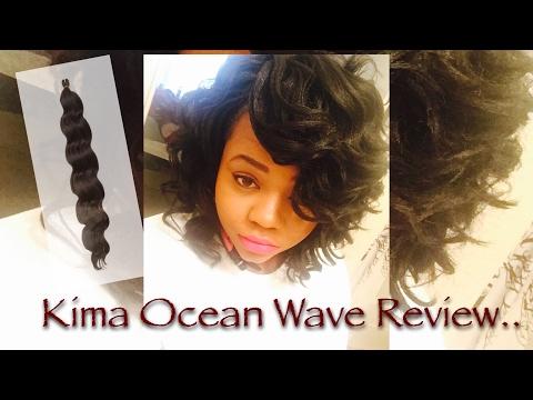 Kima Ocean wave hair Review