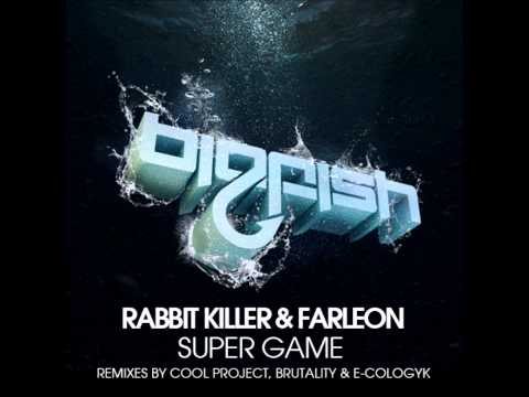 Rabbit Killer & Farleon - Super Game (Original Mix) HD