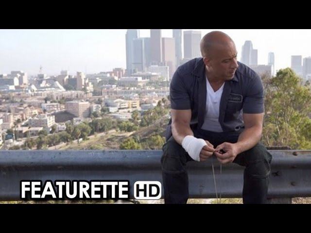 Fast & Furious 7 Featurette 'Abu Dhabi' (2015) - Vin Diesel HD