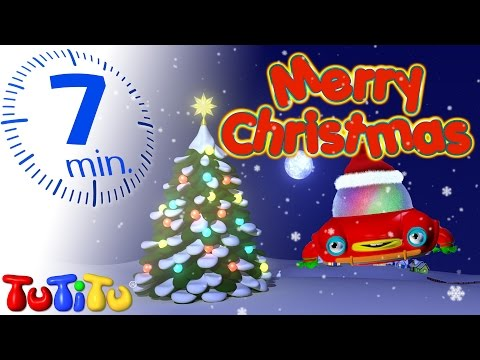 TuTiTu Christmas | The Ultimate 3D Christmas Videos Compilation for Kids