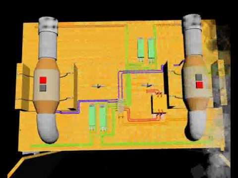 Пример схемы и постройки