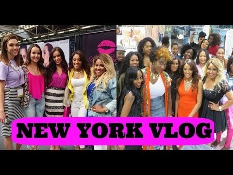 NEW YORK CITY VLOG w/ NitraaB| Part 1