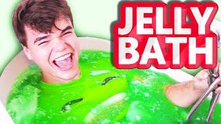 EXTREME JELLY BATH CHALLENGE!