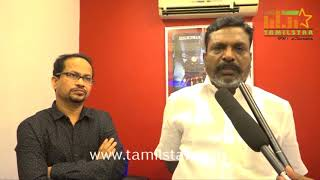 Thol .Thirumavalavan At Palli Paruvathile Movie Special Show