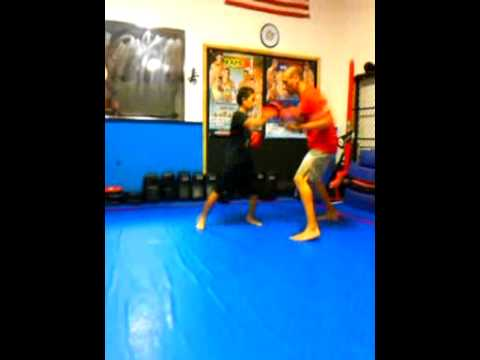 1on1 Pankration Training Image 1