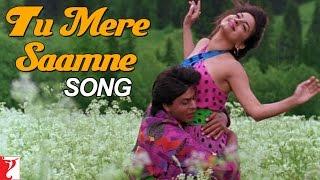 download lagu Tu Mere Saamne Song  Darr  Shah Rukh gratis