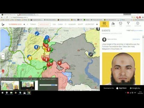 Geopolítica en Radio Esperantia: Kurdistán, Irak y Siria contra ISIS: Ofensivas kurdas en el corr...