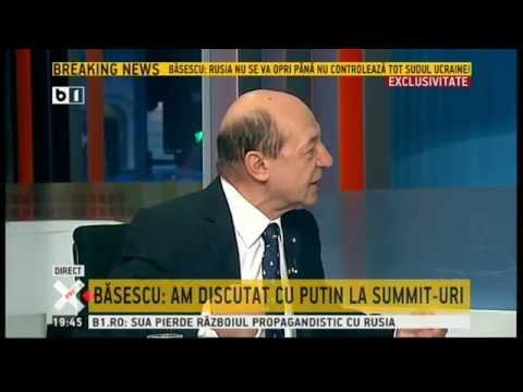 X press invitat Traian Basescu  6 aprilie