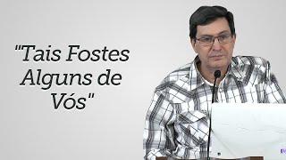 """""""Tais Fostes Alguns de Vós"""" - Solano Portela"""
