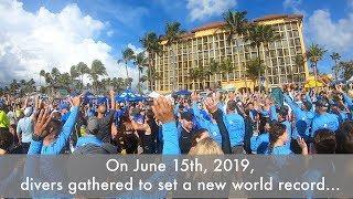 World's Largest Underwater Cleanup