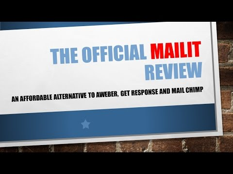 Mailit Review- Is Mailit The Best Email Marketing Alternative For Aweber, Get Response & Mail Chimp?