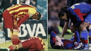 This is how Ronaldinho Always Worry about Messi & Messi about Neymar #EMOTIONAL | HD