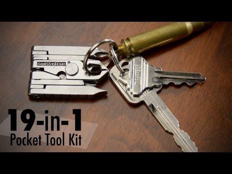 MicroMax 19-in-1 Pocket Multi-tool